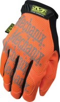 Gants de protection de sécurité SAFETY ORIGINAL réfléchissant orange Mechanix wear soluprotech